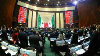 La Cámara de Diputados en una sesión