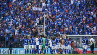 Cruz Azul agradece a su afición en el último partido en el Azul