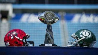 Trofeo que se llevará el ganador del Tazón México III