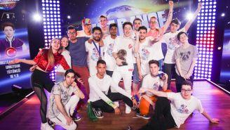 Los mejores just dancers del mundo se reunieron en París