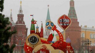 Inmediaciones del Palacio de Kremlin en Rusia