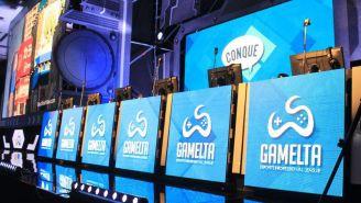 Así lucía el escenario de Gamelta en Conque 2017