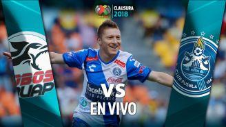 Chumacero festeja un gol con La Franja