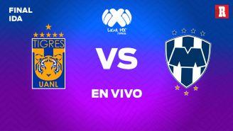 Tigres y Rayadas se miden en la Final de la Liga MX Femenil