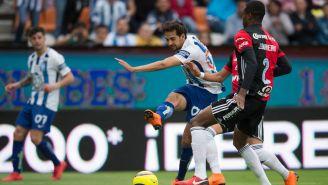 Pachuca y Atlas juegan Jornada 17 de Liga MX