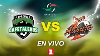 EN VIVO y EN DIRECTO: Cafetaleros vs Alebrijes
