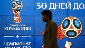 Rusia de inunda de la fiebre Mundialista