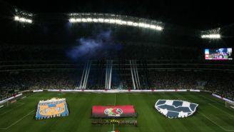 Estadio BBVA Bancomer, durante la Final de la Liga MX Femenil