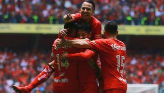 Toluca festeja pase a Semifinales del Clausura 2018