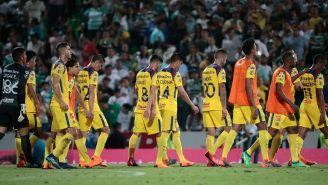 América lamenta derrota frente a Santos en la Ida de 'Semis'
