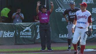 Luz Alicia Gordoa impartió justicia desde la tercera base