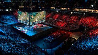 League of Legends es uno de los esports con mayor convocatoria en el mundo