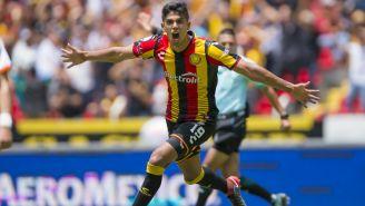 Antonio Sánchez durante el partido contra Alebrijes