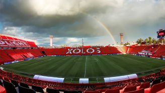 Vista general del Estadio Caliente
