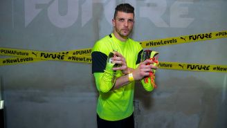 Tiago Volpi muestra los Puma: Future