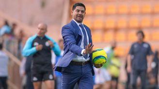 Irving Rubirosa, durante un juego de Alebrijes de Oaxaca