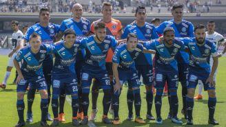 Puebla previo al encuentro contra Pumas