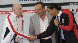 Lapuente y Palencia se dan la mano en la presentación