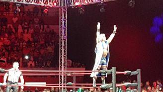 Jeff Jarret se convierte en megacampeón de AAA al vencer a Rey Mysterio y Dr. Wagner Jr.