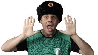 Martinoli hace cara de asombro previo a Rusia 2018
