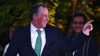 José Antonio Meade previo al debate presidencial