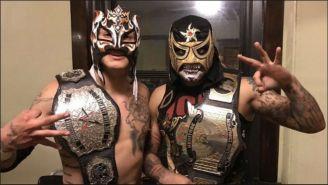 Rey Fénix y Pentagón Jr. ganan Campeonatos de MZW