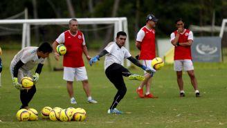 Lobos BUAP realiza pretemporada en Acapulco