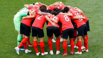 Corea del Sur se reúne previo al encuentro contra México en la Copa del Mundo