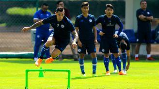 Cruz Azul, en pretemporada de cara al Apertura 2018