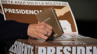 Jornada electoral en México