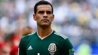 Rafa Márquez disputó su último partido con la Selección Mexicana