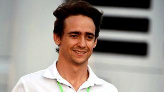 Esteban Gutiérrez, feliz por regresar a la Formula Uno