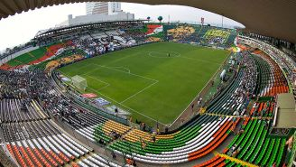 Vista general del Estadio León