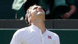 Roger Federer, en lamento tras la eliminación