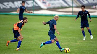 Cruz Azul, entrena de cara al Apertura 2018