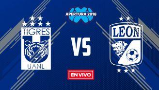 EN VIVO y EN DIRECTO: Tigres vs León