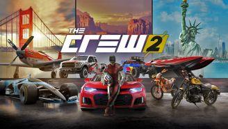 The Crew 2 es una aventura llena de adrenalina