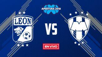 EN VIVO Y EN DIRECTO: León vs Monterrey