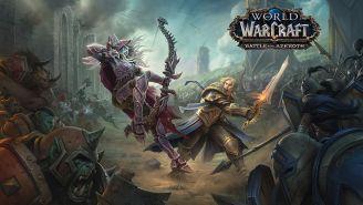 La Horda y la Alianza volverán a combatir en la Batalla por Azeroth