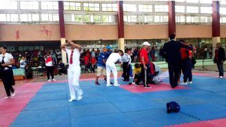 Joven tawkwondoista muere en pleno combate