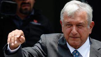López Obrador previo a recibir constancia