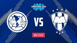 EN VIVO Y EN DIRECTO: América vs Monterrey