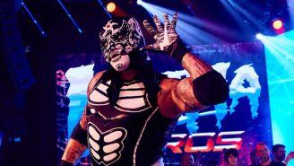 Pentagón Jr. hace su entrada en Impact