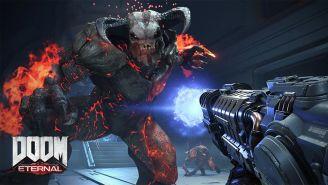 El nuevo juego de Doom luce brutal