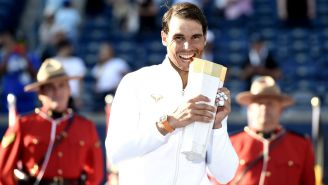 Rafael Nadal presume título en Masters 1000 de Toronto