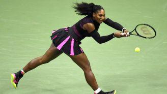 Serena Williams, durante un partido contra Ekaterina Makarova