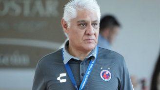Mario Trejo, vicepresidente del Veracruz