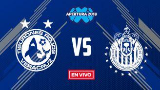 EN VIVO y EN DIRECTO: Veracruz vs Chivas