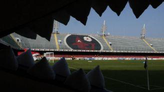 Entrada del Estadio Luis