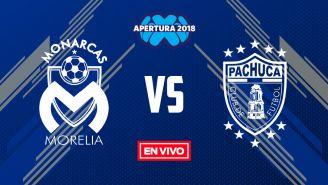 EN VIVO Y EN DIRECTO: Morelia vs Pachuca